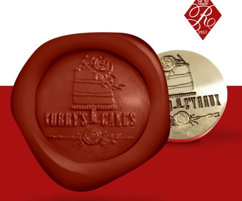 Royal Lacre's Chocolate Stamp