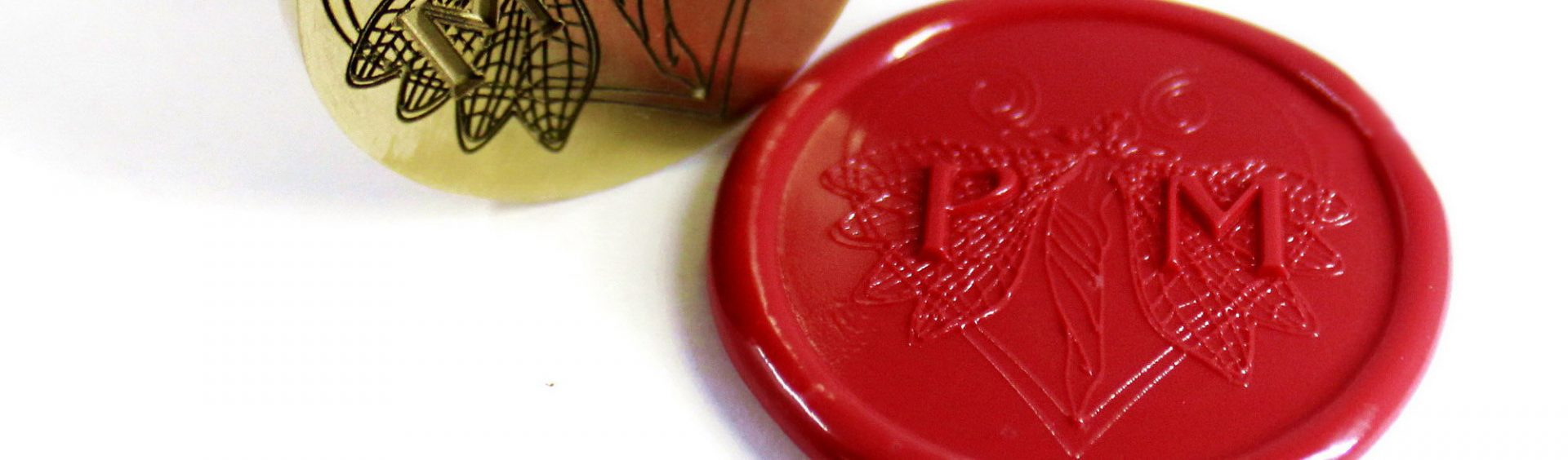 Wax Seal with Logo